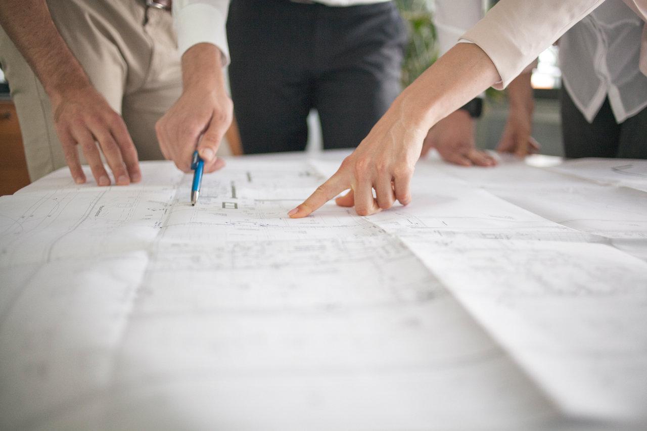 Plan für Konzeption eines Fitnessstudios